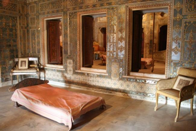 Voyage en inde du nord rajasthan - Foto chambre a coucher ...